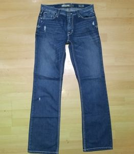 Men's BKE CARTER jeans boot cut distressed 30 x 34